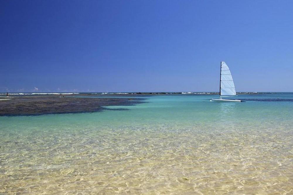 Cabo de Santo Agostinho with Buggy and Catamaran from Recife