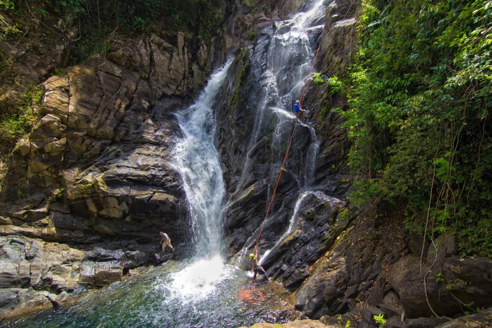 Antelope Falls