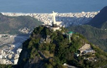 Christ Redeemer + Sugar Loaf + Corcovado + Ginga Tropical Show