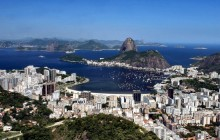 Guanabara Bay Schooner Cruise with optional Lunch