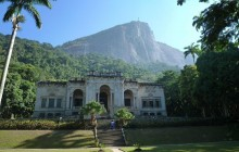 Hiking - Christ Redeemer Statue through Parque Lage