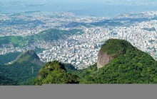 Hiking – Tijuca's Peak – One Of Rio's Highest Peaks