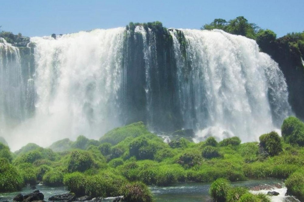 Iguassu Falls - Both Sides - Private Tour