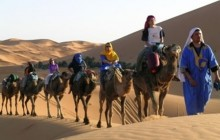 Desert Trip In Morocco (5 Days)