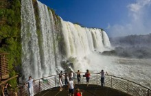 Iguassu Falls - Brazil Side - Private Tour