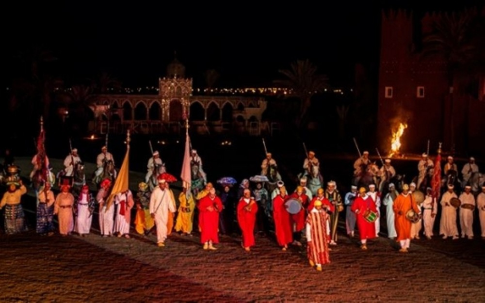 Fantasia Moroccan Dinner & Folklorique Show