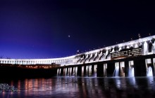 Itaipu Dam Lights - Evening Tour