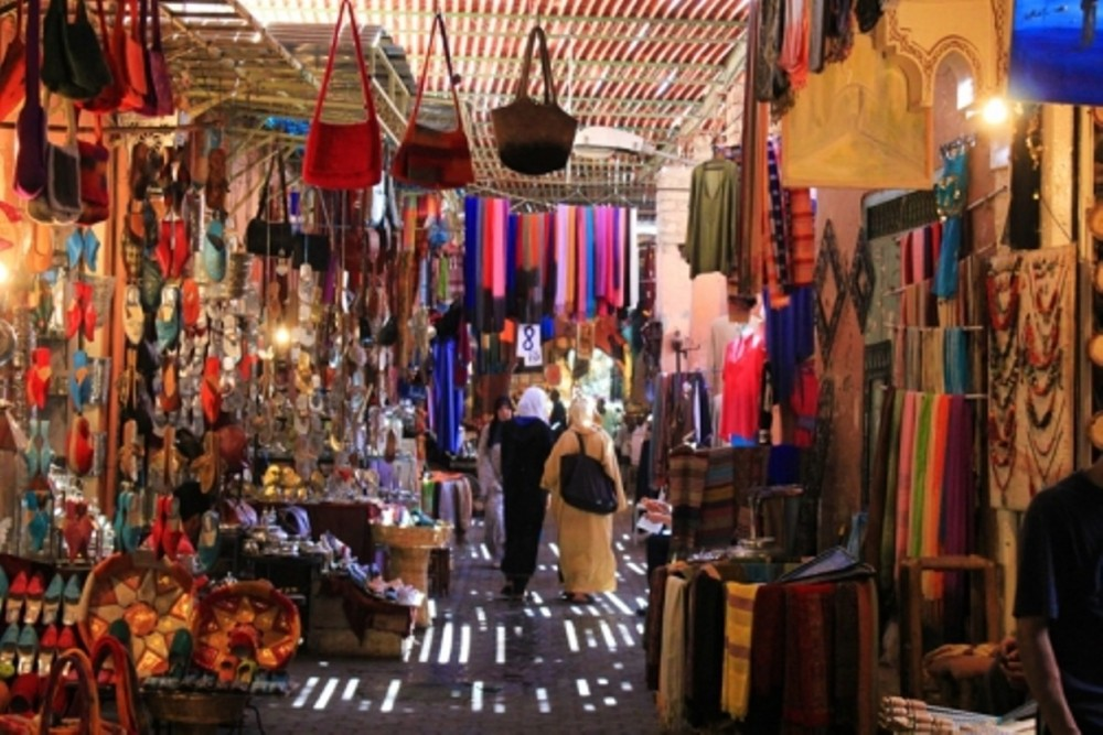 Marrakech Shopping Tour