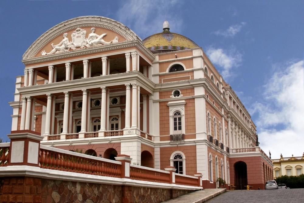 Manaus City Tour with Amazon Theather