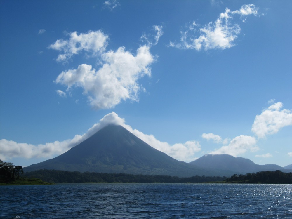 Arenal Volcano by Arenal Lake (Boat, Trail & Viewpoint)