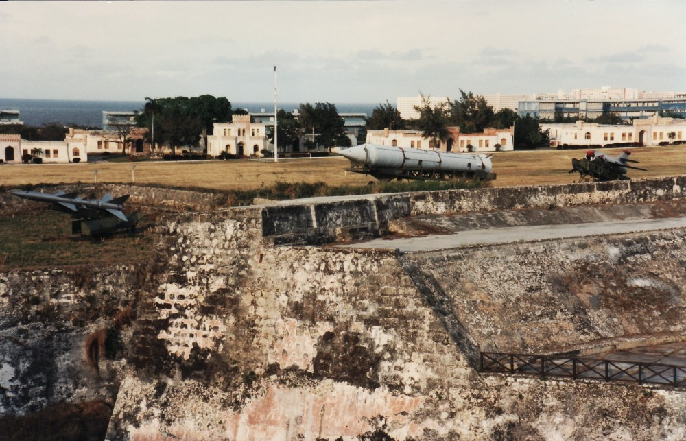 Morro Castle (cuba)