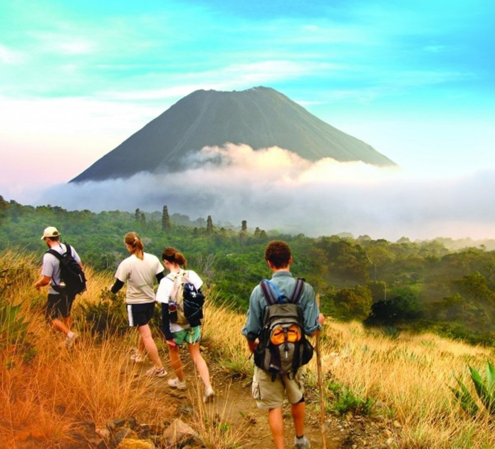 Adventure Hike Izalco Volcano - Lighthouse of the Pacific