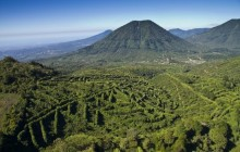 Eco Combo Tour: Colonial Route and Volcanoes