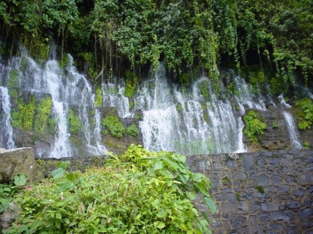Eco Waterfalls Tour: Chorros de la Calera