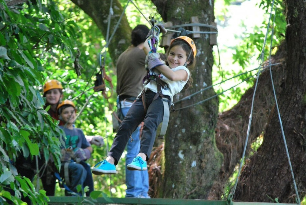 Adventure Canopy Apaneca Zipline Tour (non guided)