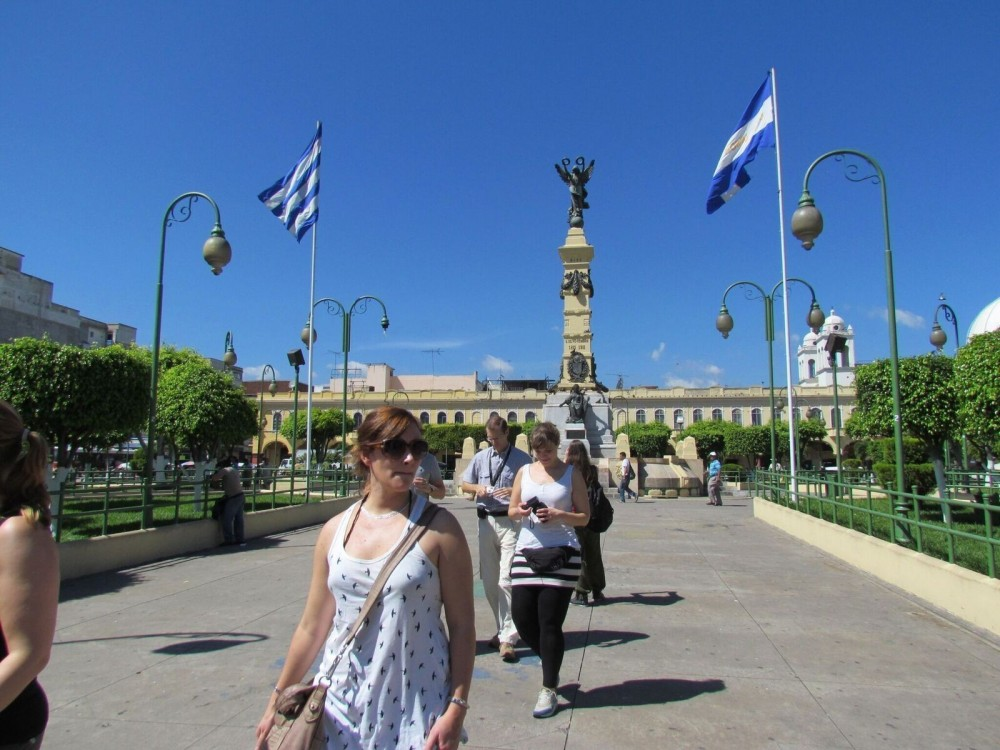 San Salvador City & Museum Stop Over Tour (Non guided)