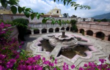 Enchanted Antigua City Tour