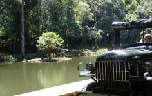 Rainforest Jeep Adventure in Tijuca National Park