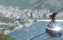 Rio City Tour + Sugar Loaf + Corcovado Mountain