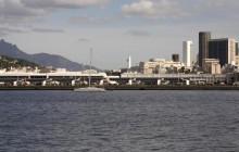 Rio by the Sea - Guanabara Bay Cruise + Christ Redeemer by Train