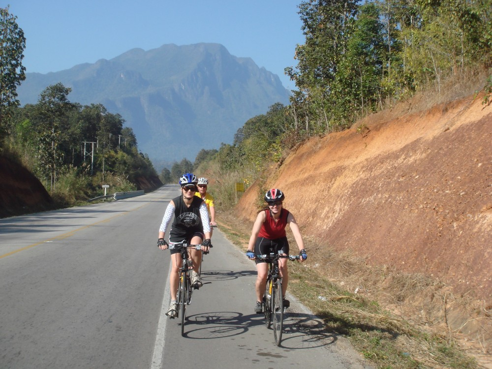 Northern Highlights a 7 day bike tour in Thailand