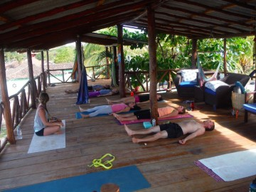 A picture of Simply Yoga Tour