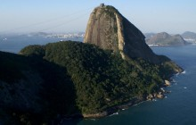 Christ Redeemer Statue + Sugar Loaf + Selaron Steps