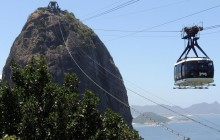 Rio City Tour + Sugar Loaf + Cable Car