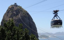 Christ Redeemer + Sugar Loaf + Selaron Steps by van
