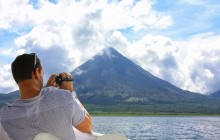 Arenal Volcano by Lake + The Springs + Dinner