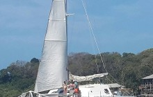 Private Catamaran Sail & Snorkel - All Inclusive