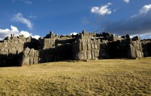 Archaeological Park Of Sacsayhuaman
