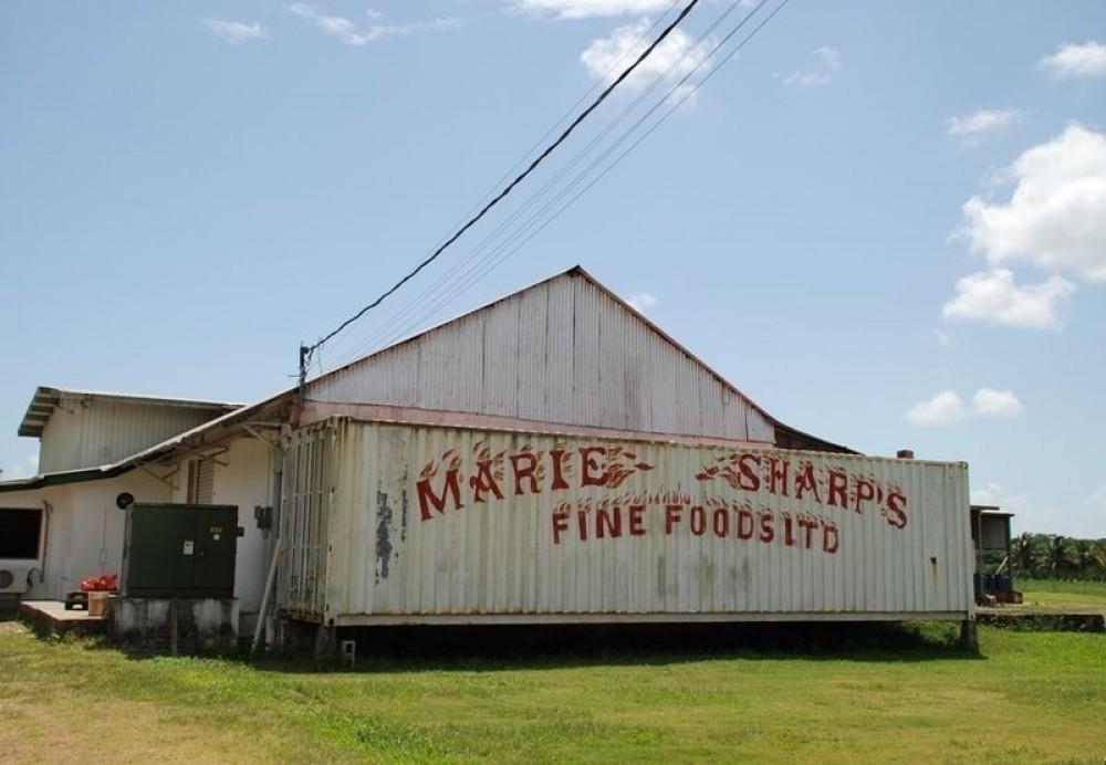 Marie Sharp's Factory