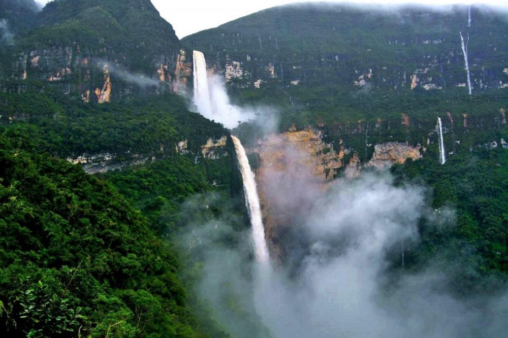 Gocta Waterfalls: Peruvian Natural Treasure, Full Day Experience