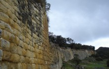 Kuelap, Ancient Fortress By Bus