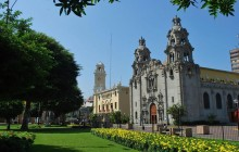 Lima City Tour & Gold Museum