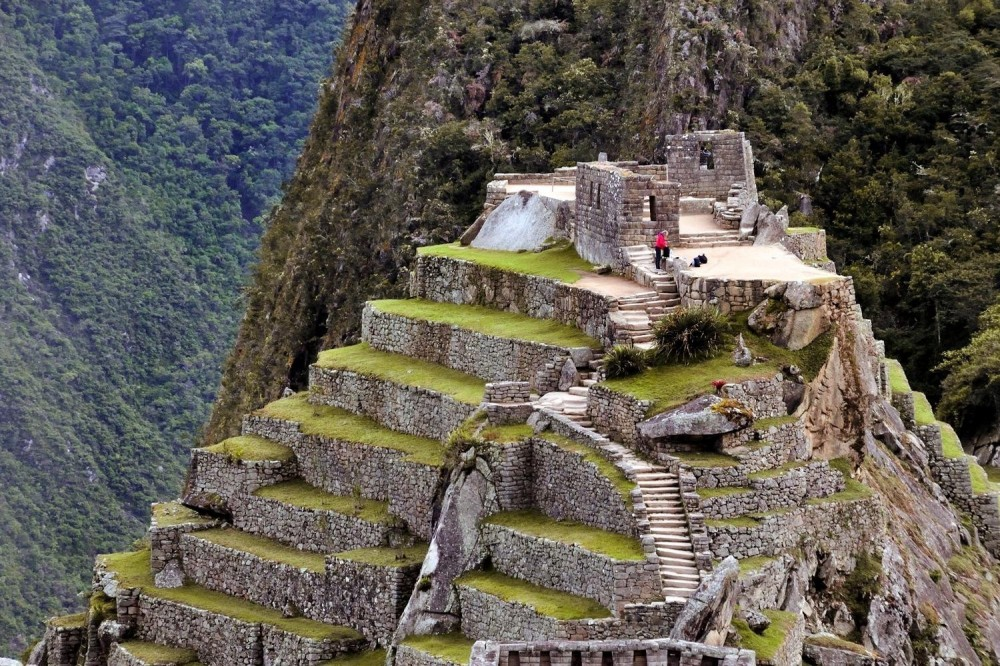 Vistadome Train to Machu Picchu: Lost Citadel Of The Incas