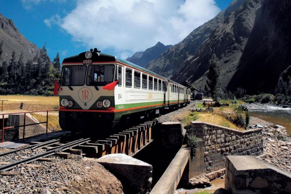 Inca Rail To Machu Picchu: Lost Citadel Of The Incas