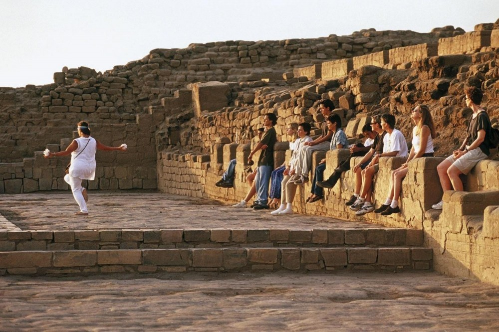 Pachacamac Pre-Inca Temple & Religious Compound