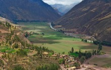 Sacred Valley Of The Incas: Pisac And Ollantaytambo