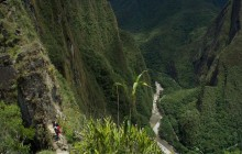 Sacred Path to Macchu Picchu