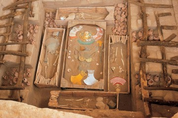 A picture of Northern Peru: The Moche Empire