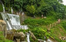 Mayan Temples Tour & Juayua waterfalls