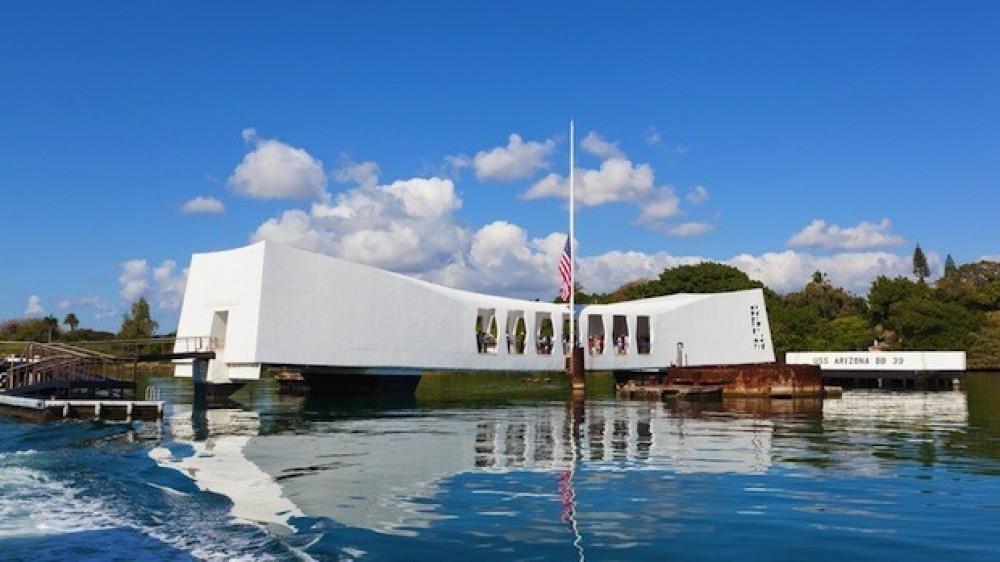 USS Arizona Memorial & Aloha Flea Market