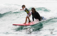 Surf Lessons at Cerritos (Winter)