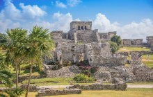 Tulum Half Day From Riviera Maya