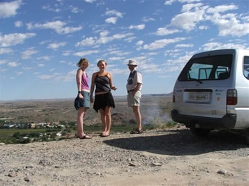 Kgalagadi - Mabuasheube Camping Wilderness Trail-Botswana