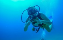 Anegados Two Tank Dive For Certified Divers