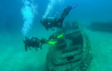 Los Arcos One tank Dive For Beginners
