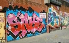 Graffiti & Street Art Walking Tour